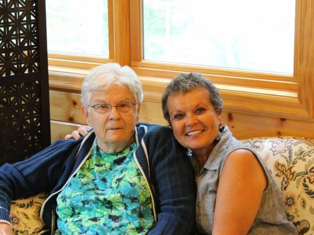 Paulette Vrem Heart to Home's Director of Nursing